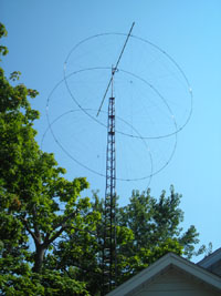 The First E-Z-O Antenna